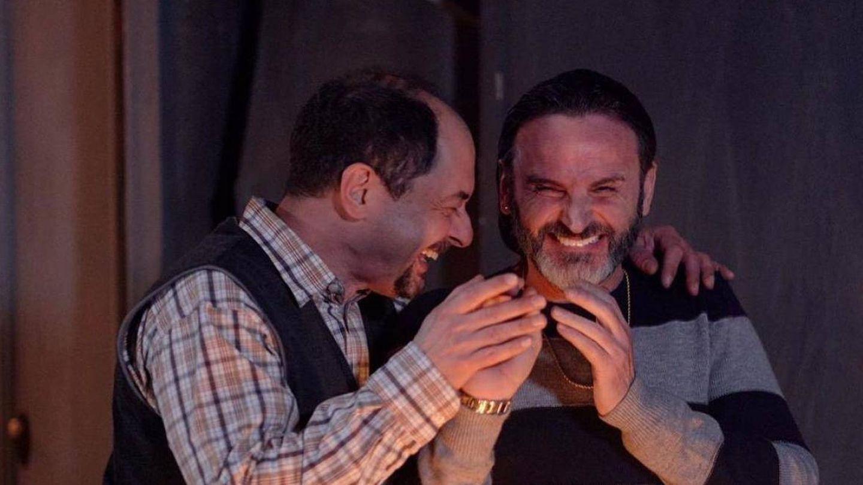 Jordi Sánchez y Fernando Tejero, en 'La que se avecina'. (Telecinco)