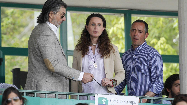 Foto: Jaime Ostos Jr. y Yolanda García Cereceda, el pasado mes de mayo en Madrid (Gtres)
