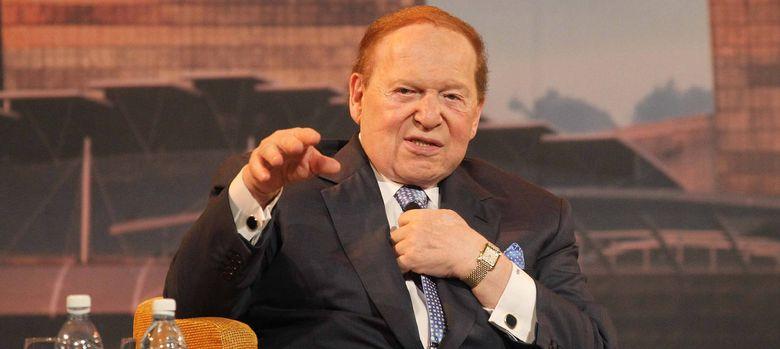 Foto: El director general de Las Vegas Sands, Sheldon Adelson. (EFE)