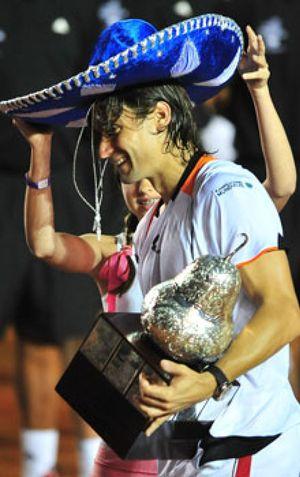 David Ferrer se 'venga' de Juan Carlos Ferrero
