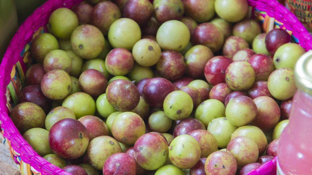 El camu camu, la fruta que proporciona vitamina C a mansalva