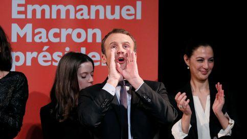 Macron supera por primera vez a Le Pen en la primera vuelta de las elecciones francesas