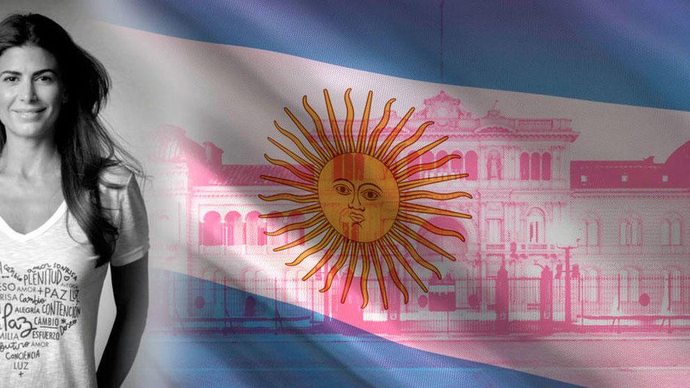 Así es Juliana Awada, la nueva y guapa primera dama argentina