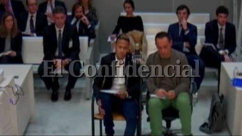 """Los olvidos de Neymar: """"¿Firmó un papel con el escudo del Barça?"""". """"No me acuerdo"""""""