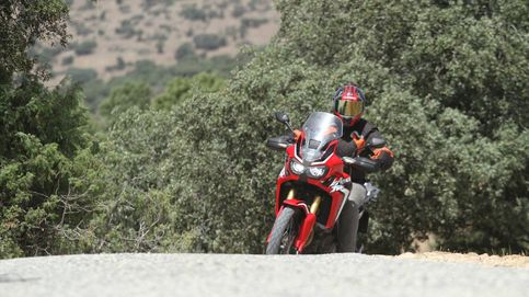 Honda CRF1000L Africa Twin, una moto legendaria
