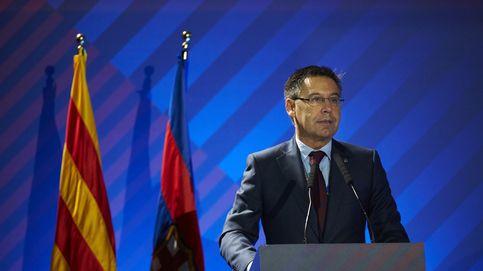 Bartomeu defiende a los 'Jordis': Es inadmisible que estén en la cárcel