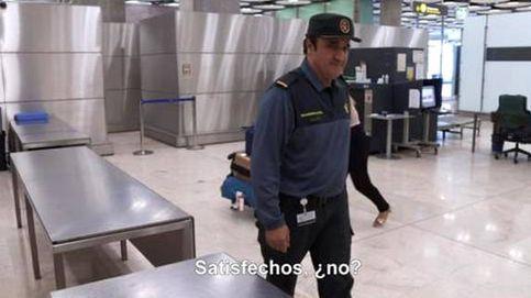 Fran, el guardia civil que salía en 'Control de Fronteras', imputado por tráfico de drogas