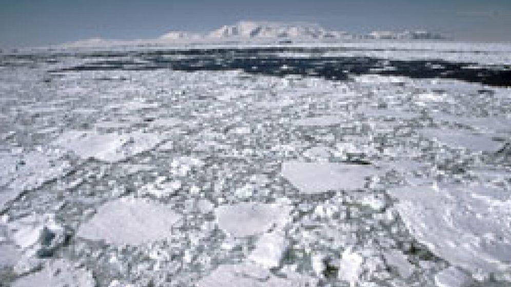 Foto: Un estudio desvela que el cierre de la capa de ozono favorece el deshielo de la Antártida