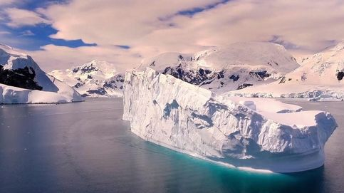 La Antártida comienza a derretirse