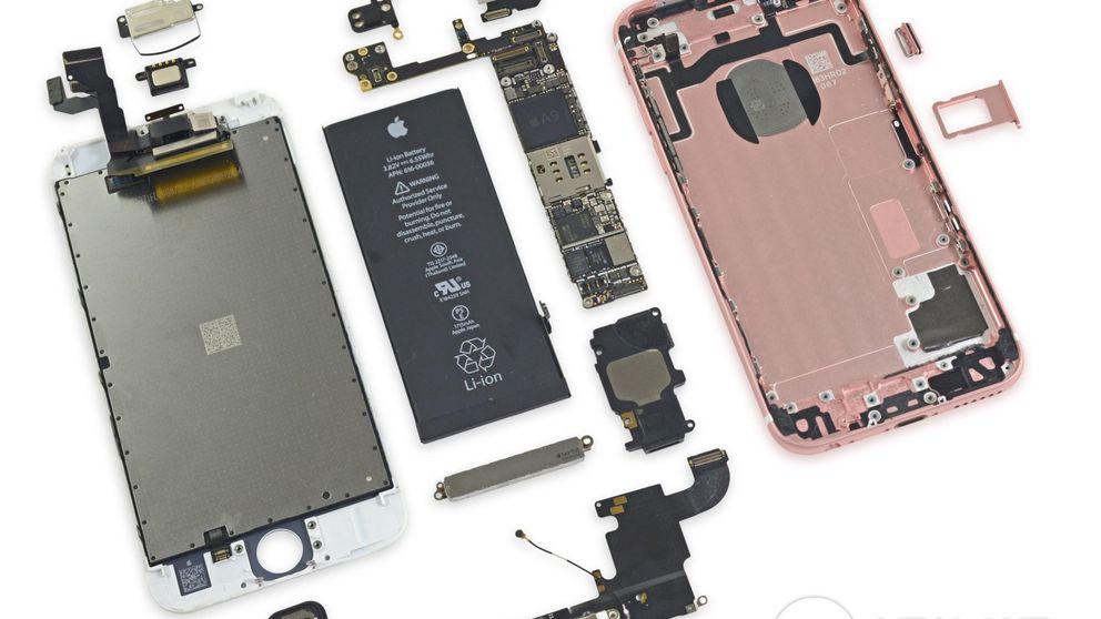 Apple por fin reparará los iPhone averiados aunque no tengan baterías oficiales