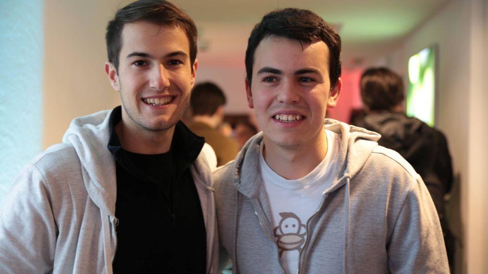 Foto: Luis Iván Cuende (izda.) y Jorge Izquierdo (dcha.), cofundadores de Aragon.