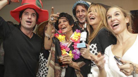 El funeral discotequero de la modelo María Pineda