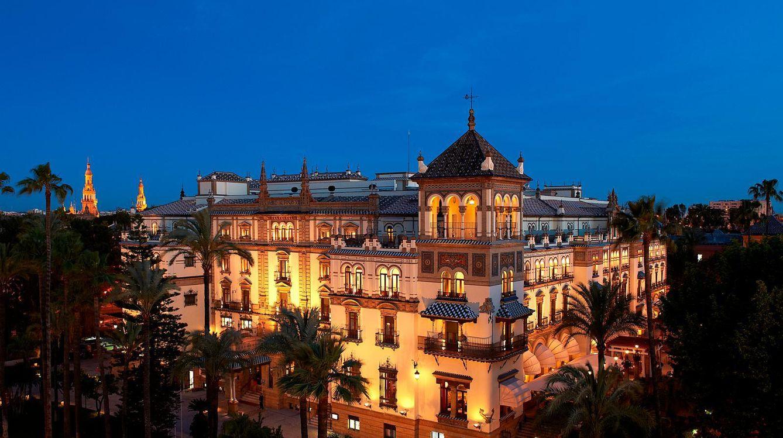Foto: El Hotel Alfonso XIII es un símbolo de Sevilla