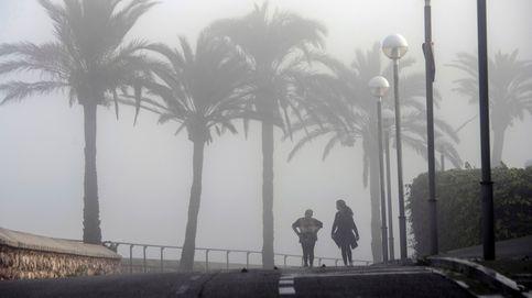 Niebla matinal en Menorca