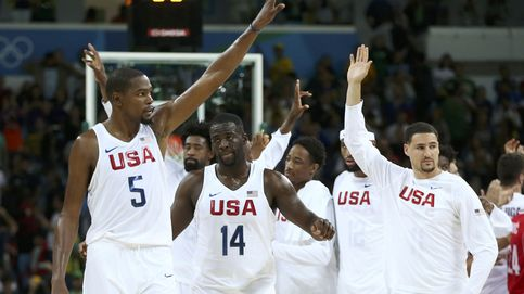 Estados Unidos gana con mucho sufrimiento a Serbia en Rio 2016