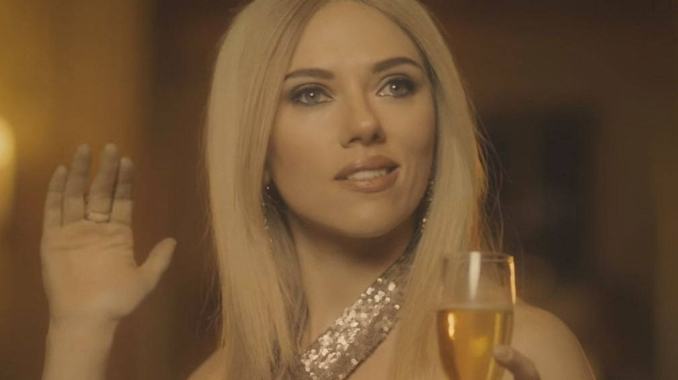 Foto: Scarlett Johansson en la piel de Ivanka Trump en 'Saturday Night Live'