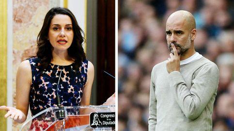 Inés Arrimadas reprocha a Pep Guardiola calumniar a España pero no hablar de Qatar