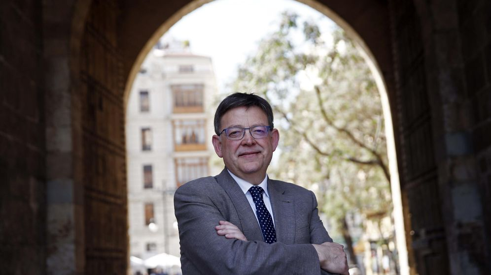 Foto: El candidato del PSPV a la Presidencia de la Generalitat, Ximo Puig. (Efe/Kai Försterling)
