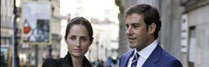 Foto: Miguel Baéz 'Litri' desmiente la crisis de su matrimonio con Carolina Herrera