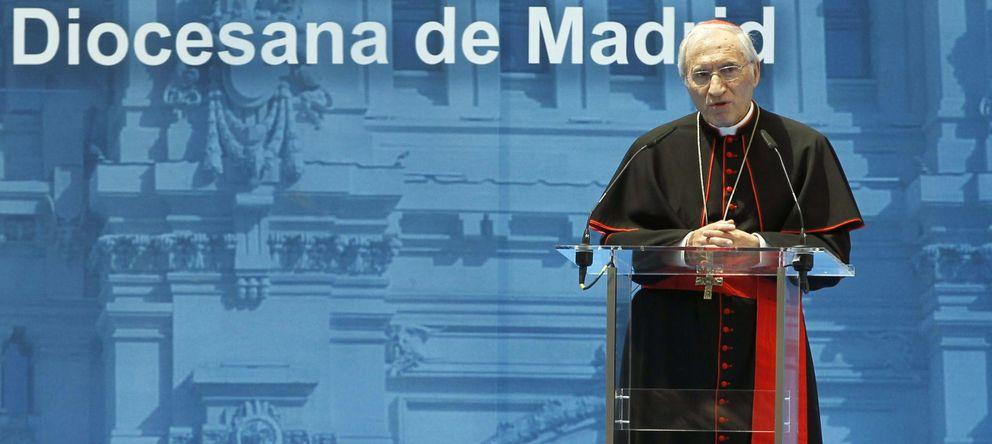 Foto: El cardenal arzobispo de Madrid, Antonio María Rouco Varela. (Efe)