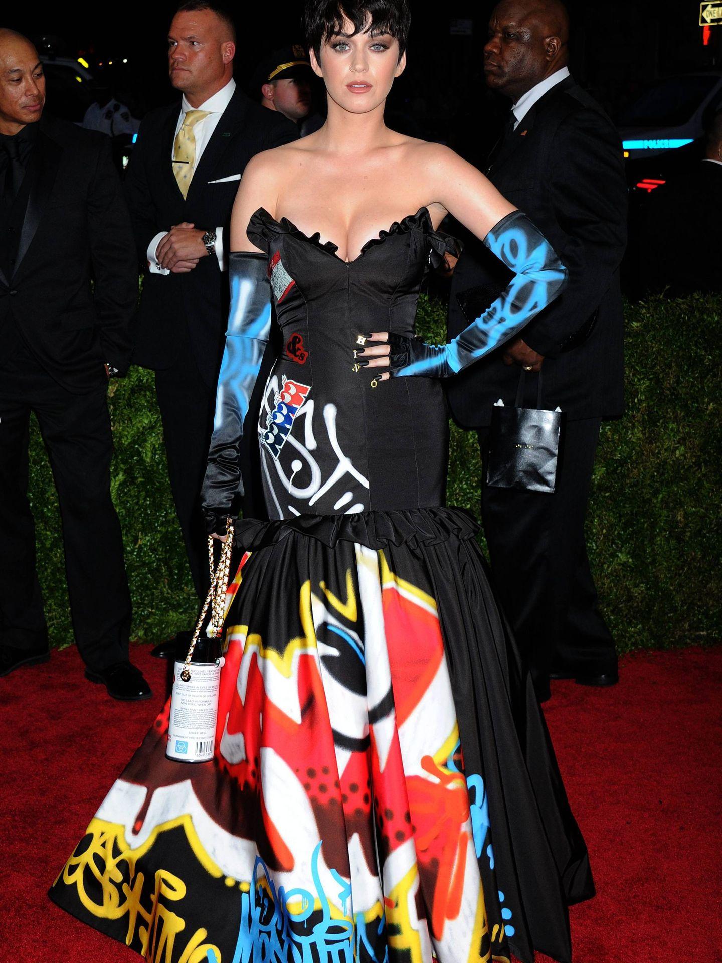 Katy Perry. (Cordon Press)