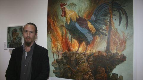 Exposición en 'El Cervantes de Pekín'
