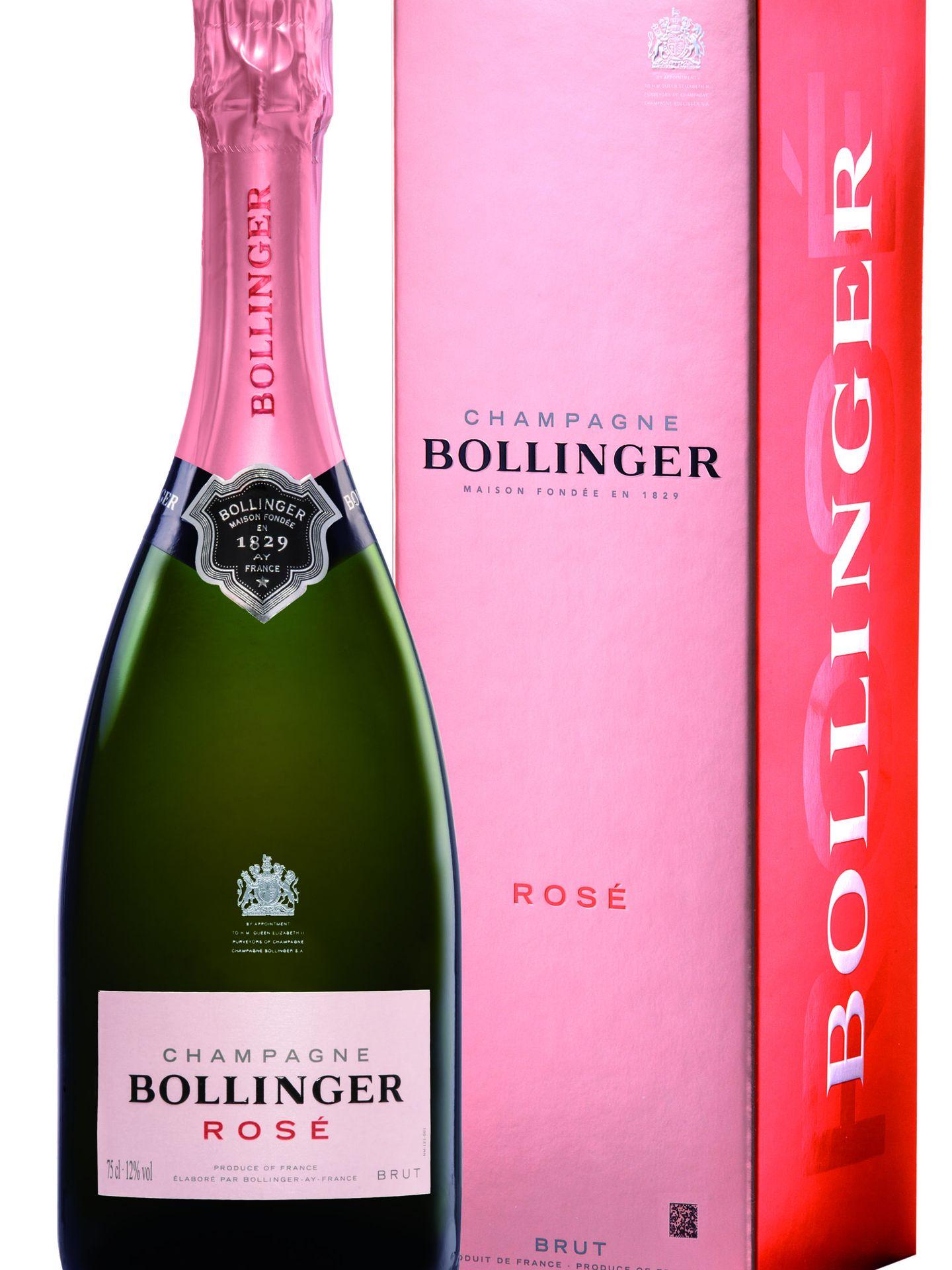 Bollinger Rosé.