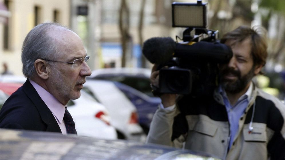 Foto: El expresidente de Bankia, Rodrigo Rato. (EFE)