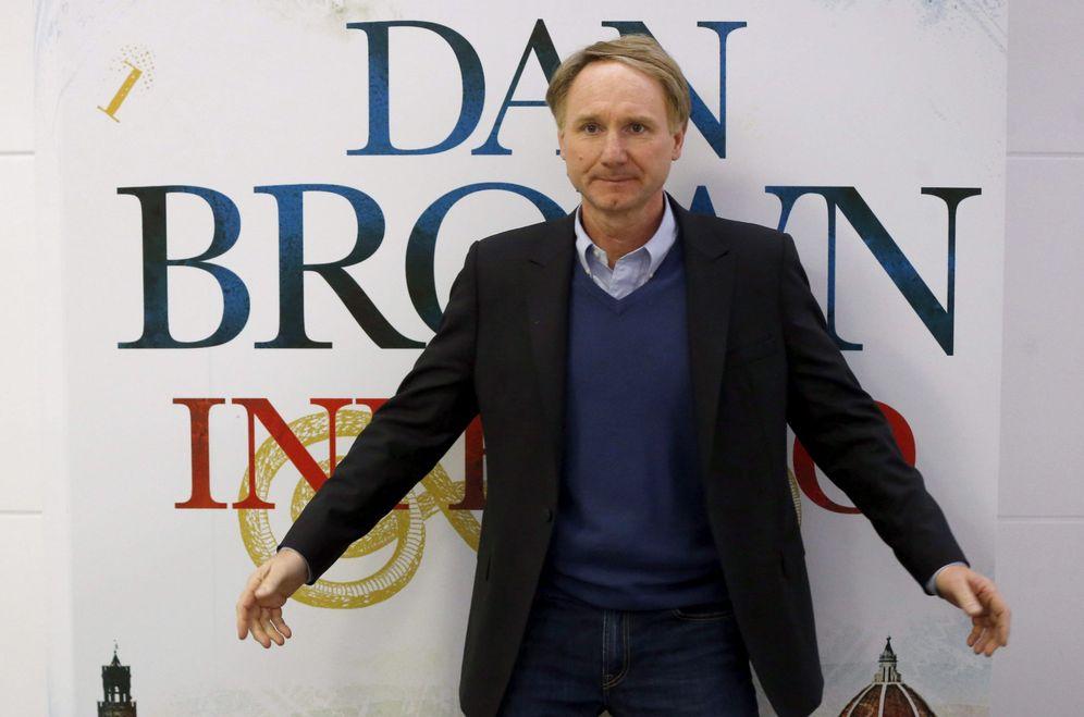 Libros: Dan Brown, vuelve el hombre de los 200 millones de