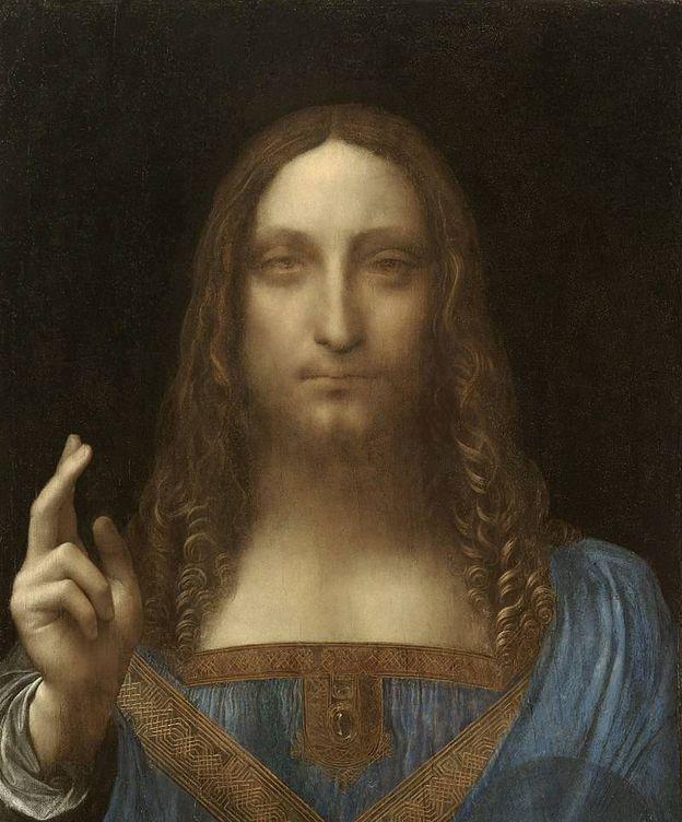 Foto: Esa mirada única de los protagonistas de todas las obras de Da Vinci. (Wikipedia)