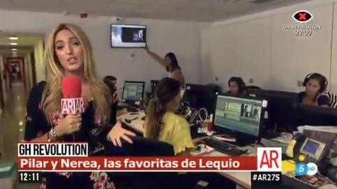 Ana Rosa pilla en directo a sus redactores viendo 'Espejo público'
