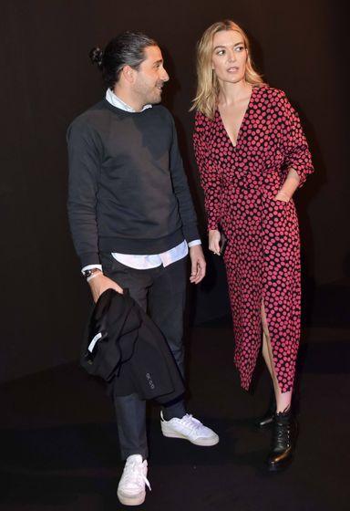 Foto: Marta Ortega y su marido. (Cordon Press)