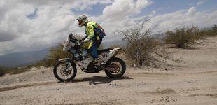 Post de Muere el piloto holandés Edwin Straver ocho días después del accidente en el Dakar