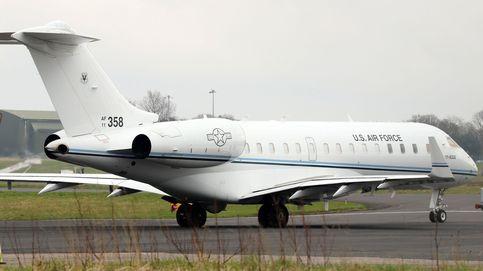 Sofisticado y supersecreto: el desconocido avión de EEUU que se estrelló en Afganistán