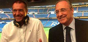 Post de Real Madrid TV, un regalo envenenado del