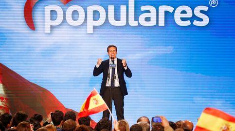 Casado levanta el ánimo al PP y promete campaña positiva: Hoy empieza todo
