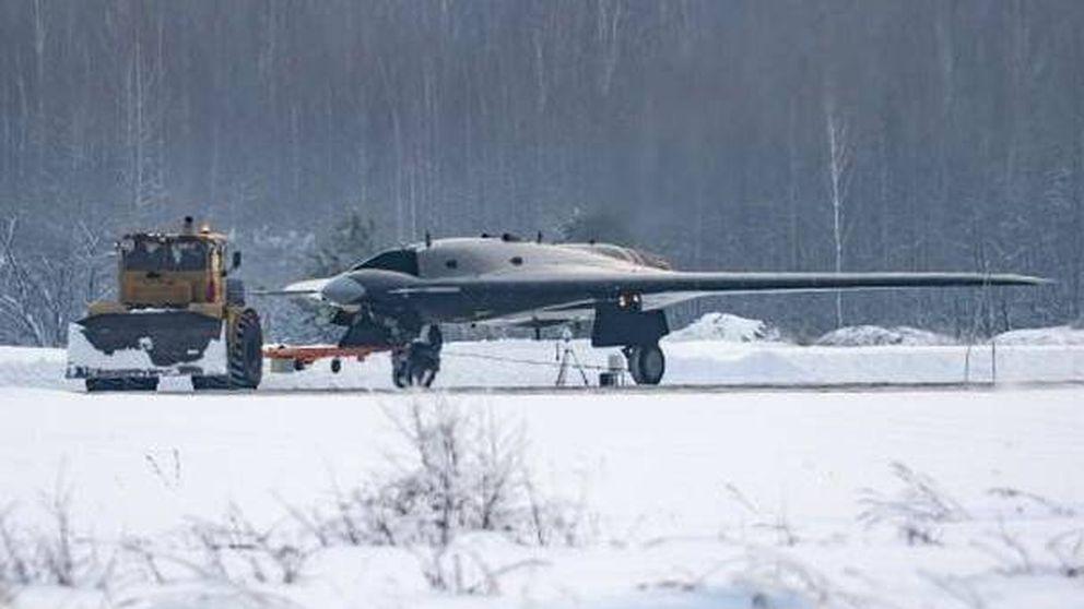 Así es el primer dron autónomo de ataque pesado del ejército ruso