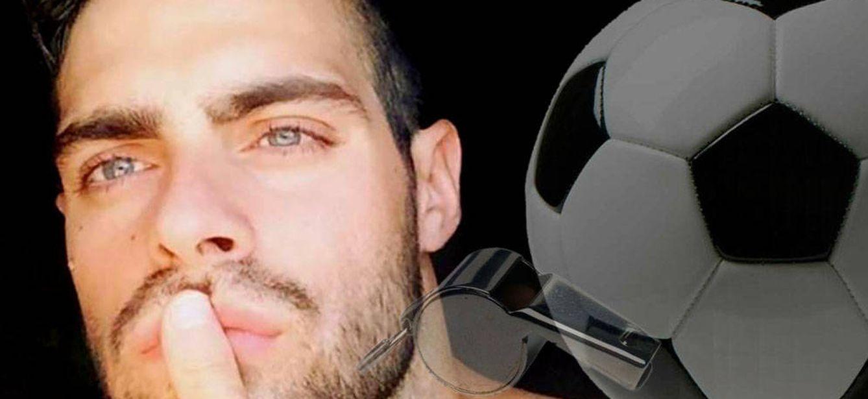 Foto: Jesús Tomillero, primer árbitro gay y premio de honor Pedro Zerolo