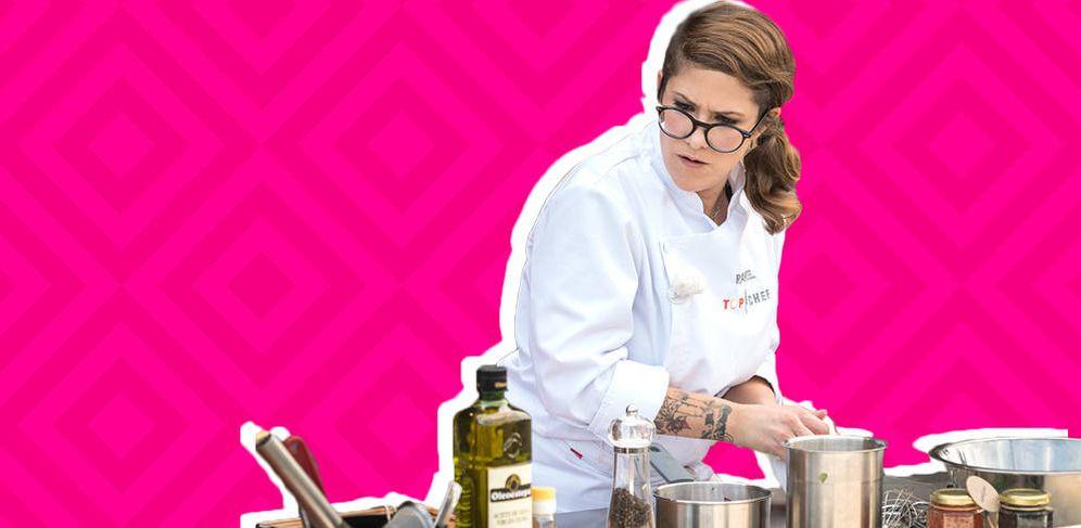 Foto: Rakel, ganadora de 'Top Chef', gracias a la ayuda de exintegrantes de UPYD