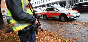 Post de Cuatro heridos por un ataque con un cuchillo en Múnich