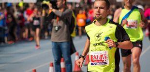 Post de El atleta que se inspiró en Forrest Gump y solo corre para ayudar al necesitado