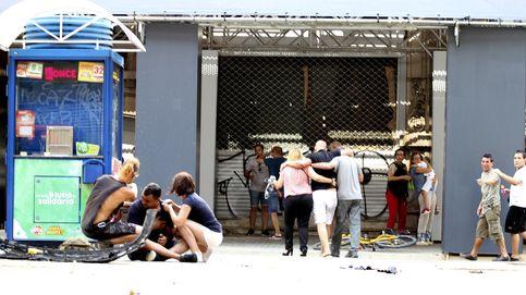 Todas las fotos del atentado en las Ramblas de Barcelona y en Cambrils