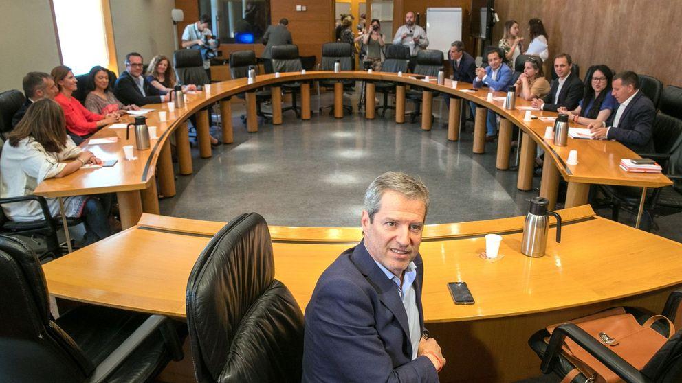 Cs avanza a buen ritmo con PP en Aragón y sigue sin contar con Vox