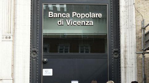 El Ibex se viene abajo arrastrado por la banca, que sufre el contagio de los temores de Italia