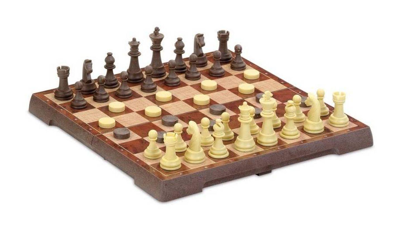 Juego de ajedrez tradicional Cayro