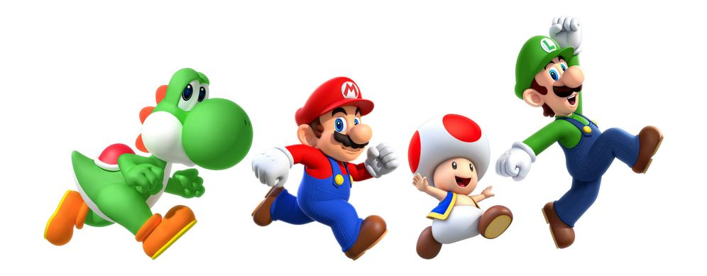 Foto: Super Mario Run. (Nintendo)