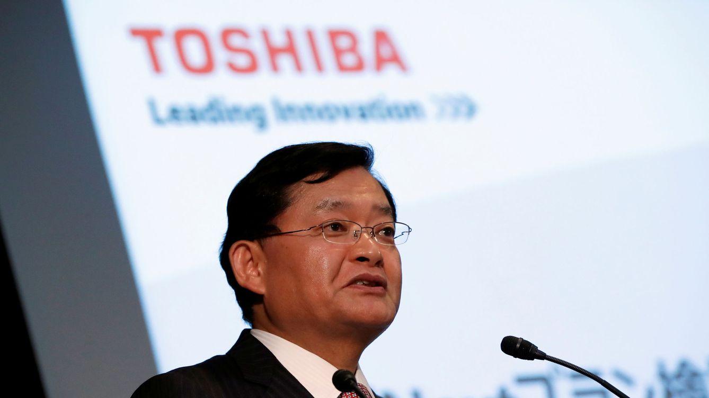 Dimite el CEO de Toshiba por dudas en su liderazgo tras la oferta de compra de CVC