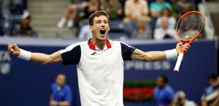 Post de Carreño pasa a cuartos del US Open e iguala su mejor marca en un grande