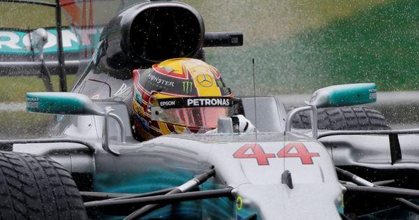 Lewis Hamilton hace historia en Monza y es el hombre con más poles de la Fórmula 1