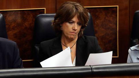 Siga en directo la comparecencia de la ministra de Justicia, Dolores Delgado